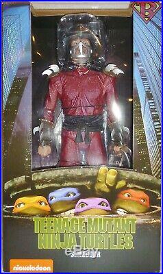 SHREDDER Teenage Mutant Ninja Turtles 1990 Movie 18 1/4 Scale Figure Neca 2019