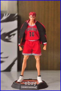 SLAM DUNK Hanamichi Sakuragi Action Figure Model 1/6 Scale nova studio In Stock