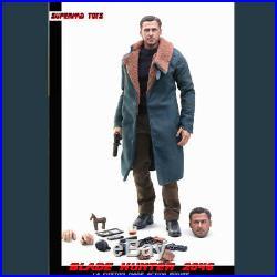 SUPERMADS TOYS 1/6 Scale Blade Hunter 2046 Hunter K Male Action Figure Model