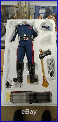 Sideshow Gi Joe Cobra Commander Premium Format Statue 1/4 Scale Non Mint Read