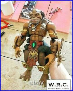 Small Soldiers Movie 1 to 1 Scale Replica ARCHER Prop Figure Kit. Chip Hazard