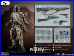 Star Wars Boba Fett Mythos 12 16 Scale Action Figure-SID100326-SIDESHOW C