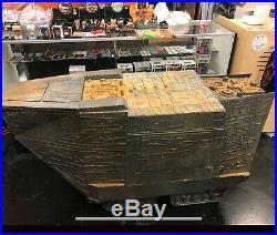 Star Wars custom Jawa Sandcrawler 3.75 figure scale HUGE The Mandalorian