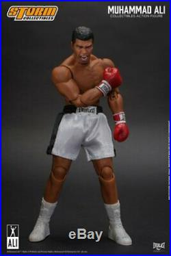 Storm Collectibles MUHAMMAD ALI 1/12 SCALE ACTION FIGURE BOXING