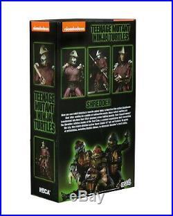 Teenage Mutant Ninja Turtles 1/4 Scale Action Figure The Shredder NECA