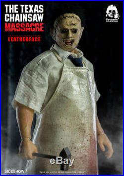 Texas Chainsaw Massacre Leatherface ThreeZero 12 Action Figure 1/6 Scale NEW