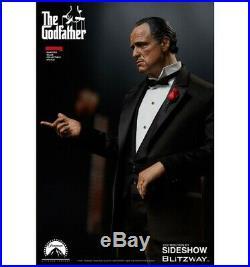 The Godfather Vito Corleone 14 Scale Statue Blitzway Sideshow