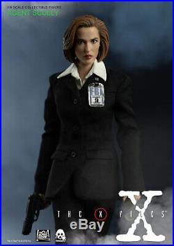 The X FILES Agent Dana Scully ThreeZero 1/6 Sixth Scale Figure
