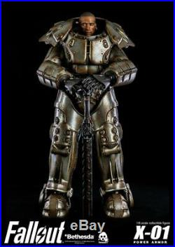 ThreeZero 3A Fallout 4 X-01 Power Armor 1/6th Scale Action Figure AU