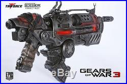 Triforce Gears Of War 3 Hammerburst II Full Scale Replica Weapon Big Gun New