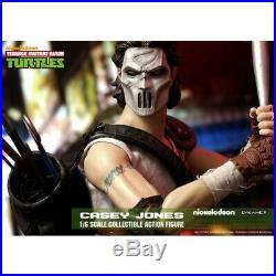 US Seller! DreamEX Ninja Turtles Casey Jones 16 Scale Action Figure Model