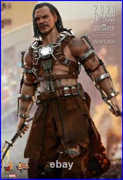 Whiplash 2.0 Iron Man 2 Movie Masterpiece Diecast 1/6 Scale Hot Toys Exclusive