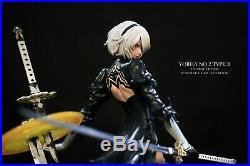 Windseeker Studios 1/4 Scale GK YoRHa No. 2 Type B 2B Statue Figure Display Model