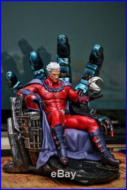 XM Studio X-Men Magneto Eisenhardt 1/4 Scale Resin Statue Collectables Figure